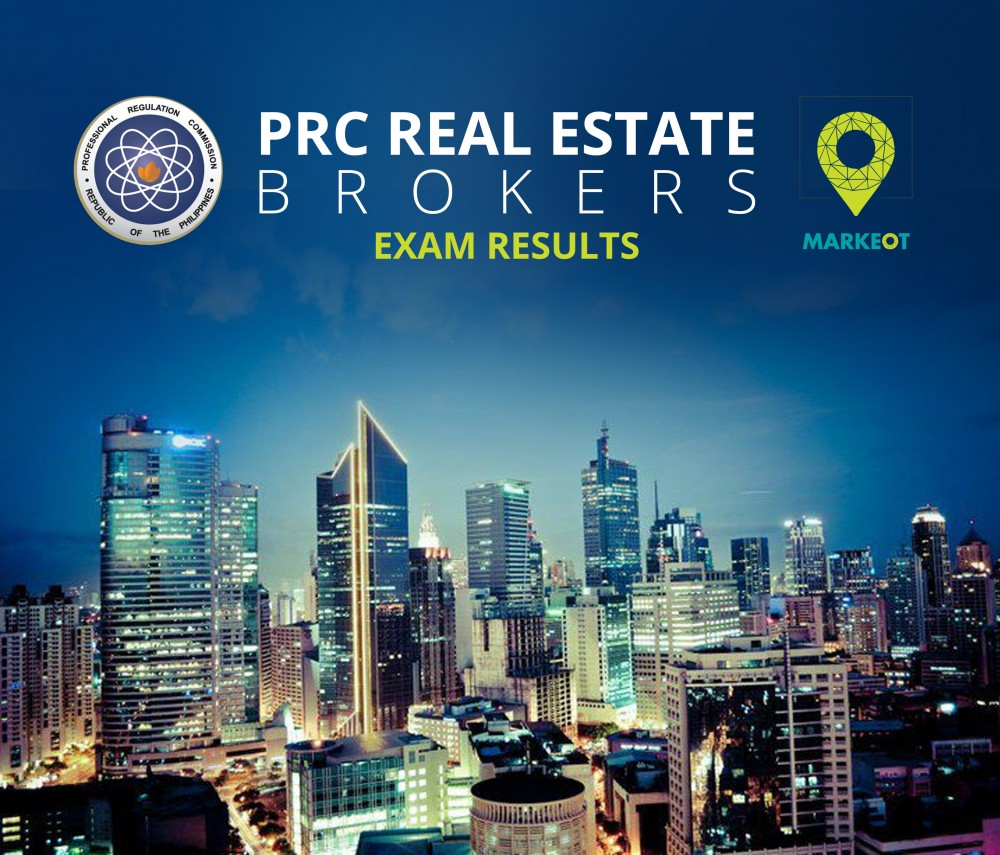 Real estate broker philippines 2016