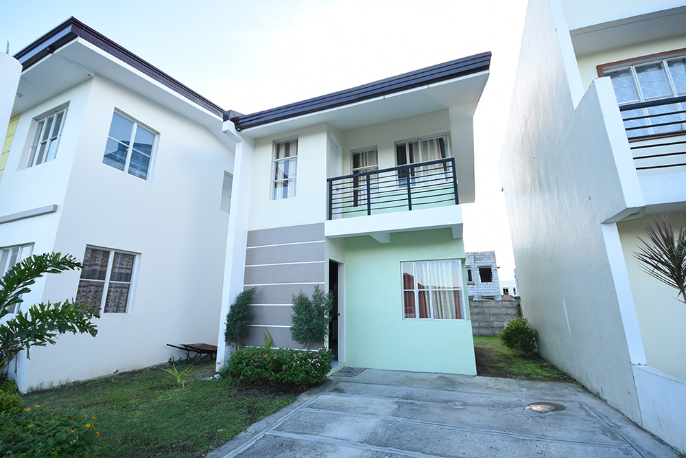 Monte Royale Subdivision at Parc Royal House and Lot