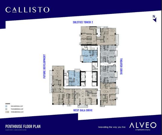 Callisto Tower Condominium West Gala Drive Corner Theater Drive Circuit Makati City Alveo Land Corp Ayalaland Inc Pre Selling