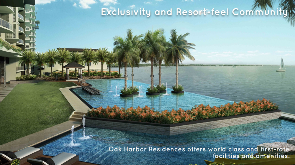 Oak Harbor Residences Condominium Jackson Ave Asiaworld