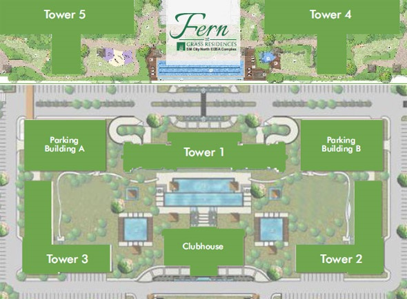 Fern Residences At Grass Residences Condominium Nueva
