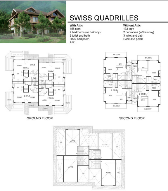 Highlands Ranch Utilities: Cross Wind Swiss Luxury Resort House And Lot