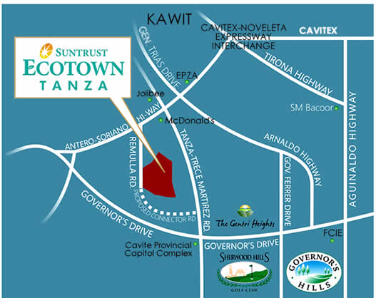 Ecotown Tanza Lot Brgy Sahud Ulan Tanza Cavite
