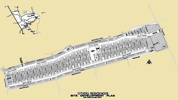 Citadel Residences House and Lot - Brgy.Uwisan Calamba