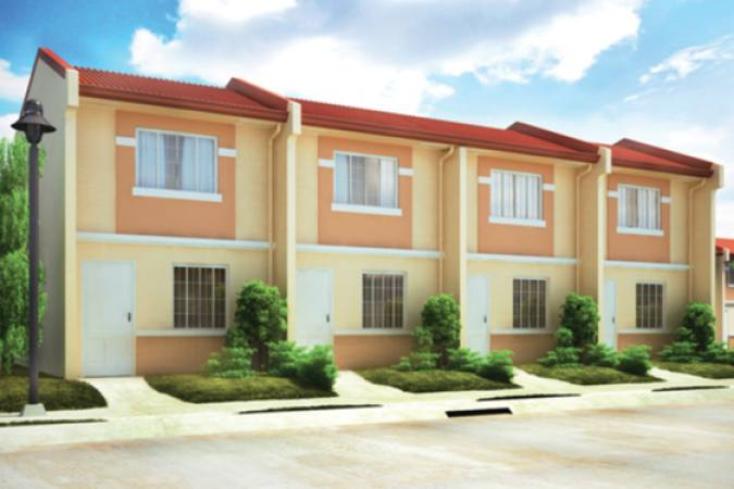 Centennial Townhomes Phase 1 House And Lot San Isidro