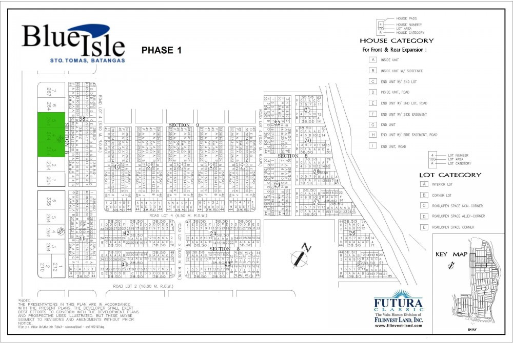 Blue Isle House And Lot Sto Tomas Batangas Filinvest