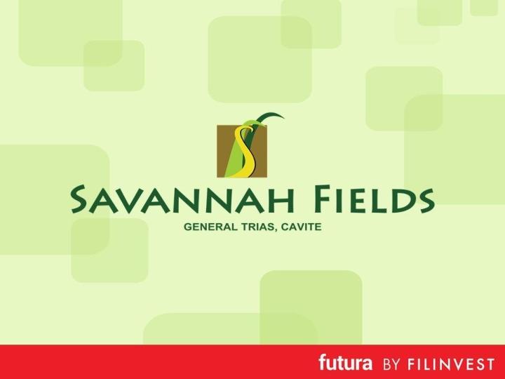Savannah Fields House And Lot Brgy San Francisco