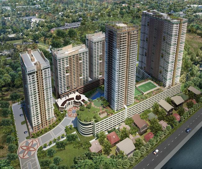 Tivoli Apartments: Tivoli Garden Residences Condominium