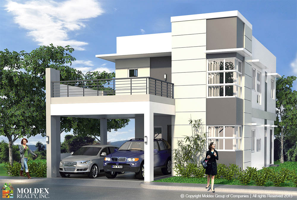 metrogate north villas house and lot   brgy tigbe