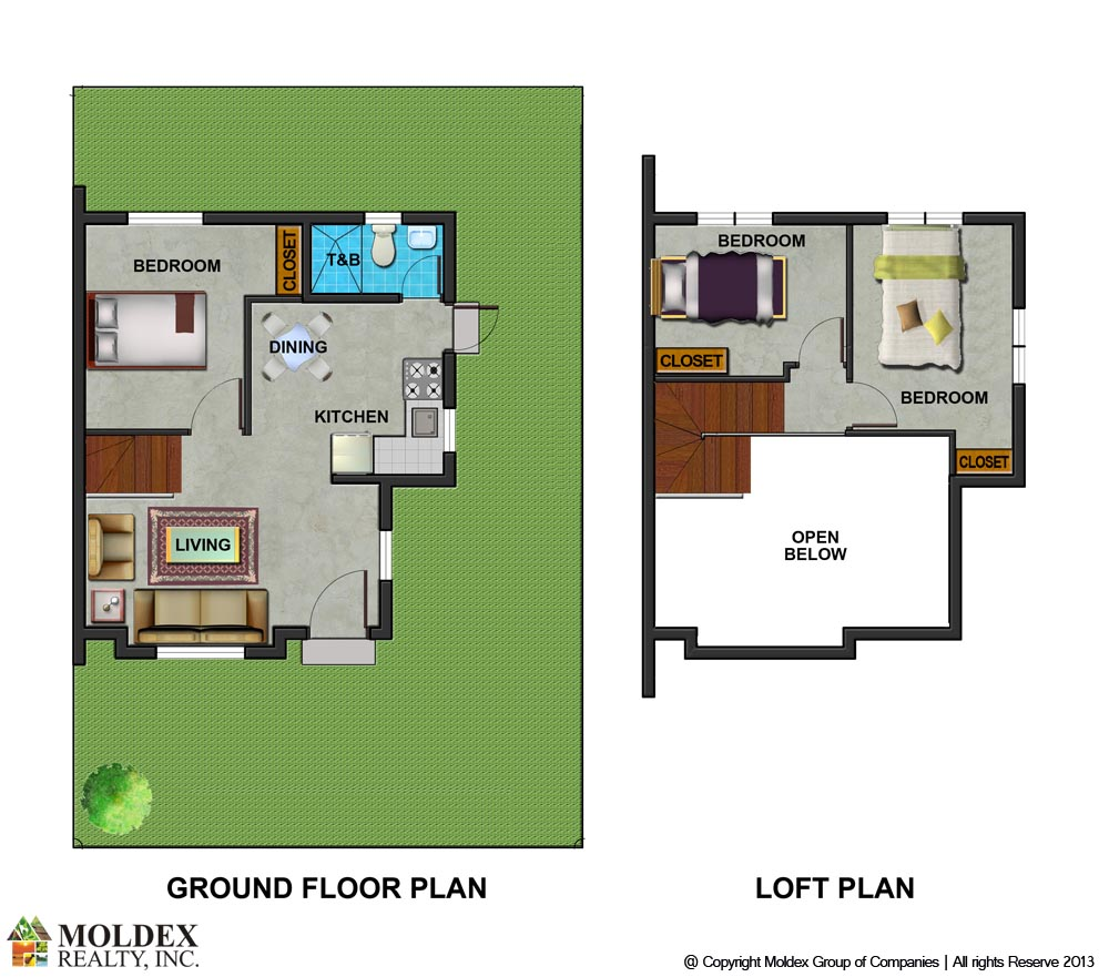 Maja model house
