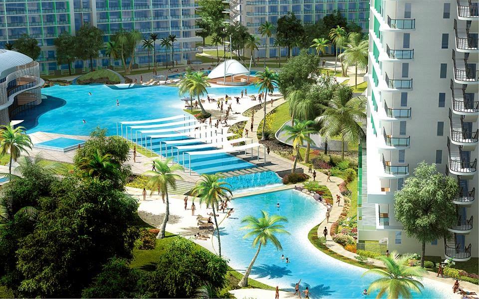 Azure Urban Resort Residences Condominium Slex West