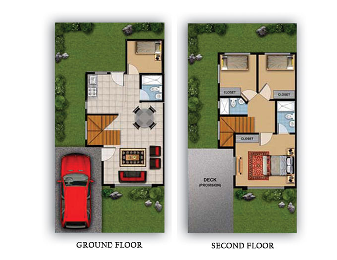 Grand Monaco Homes 2 Townhouse King Rudolf St Quezon