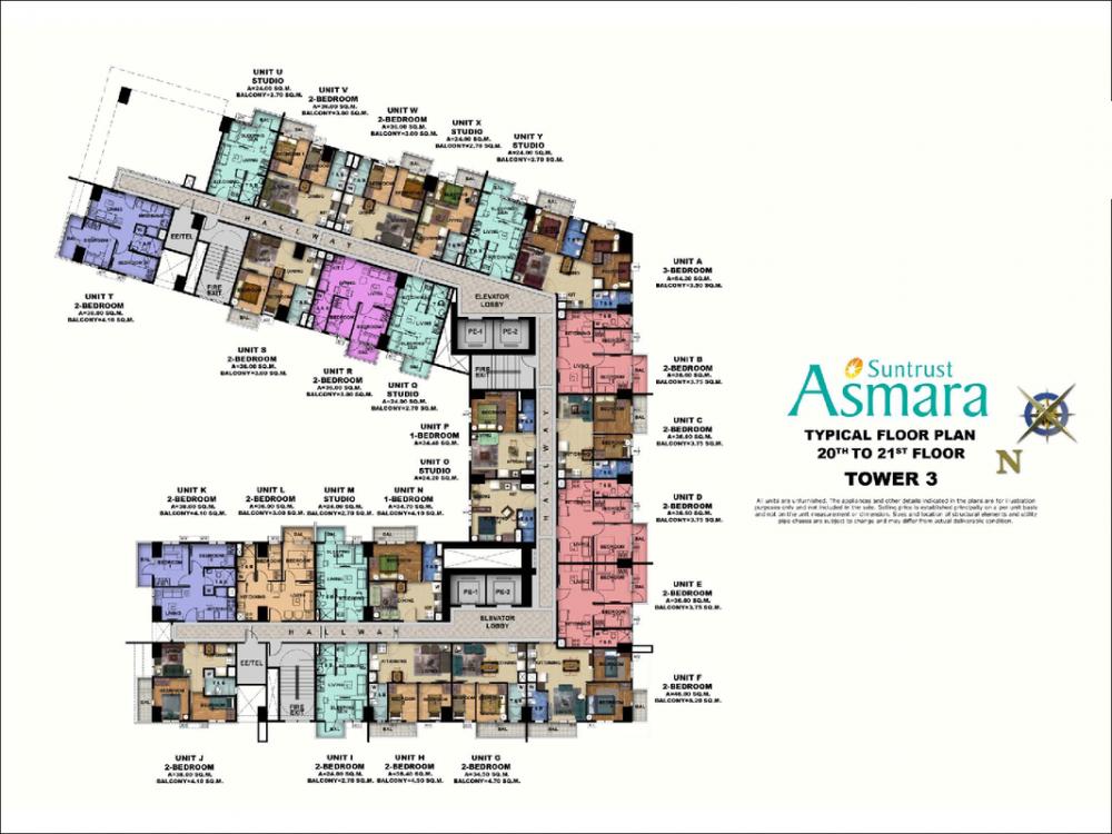 Suntrust Asmara Condominium E Rodriguez Ave Quezon