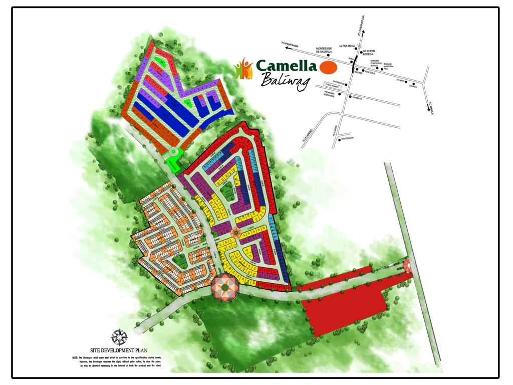 Camella Baliwag House And Lot Drt Highway Brgy Pagala