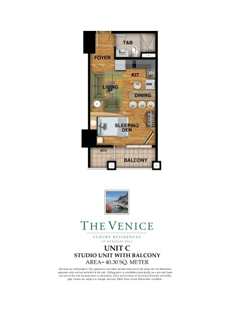 The Venice Luxury Residences Condominium Genoa St