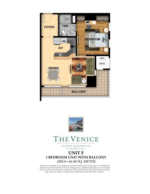 The Venice Luxury Residences Condominium Genoa St