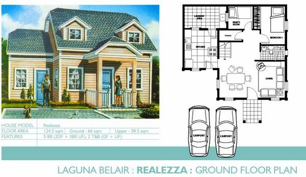 Laguna Belair House And Lot Belair Drive Laguna Belair