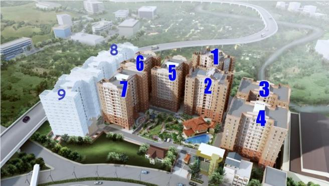 Condominium Avida Towers Sucat Tower 5 Condominium Along