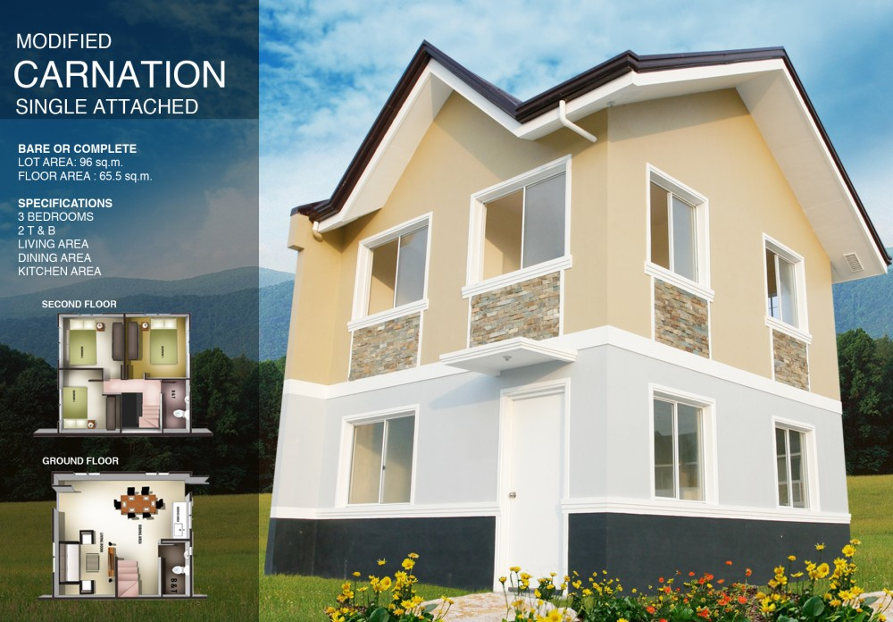 The Veraneo House And Lot Brgy San Sebastian Kawit