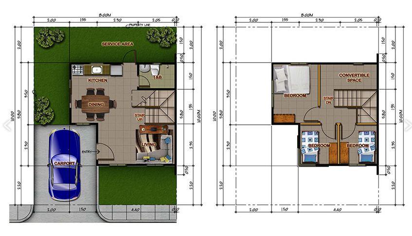 NuVista San Jose House and Lot - Sto  Cristo, San Jose Del Monte