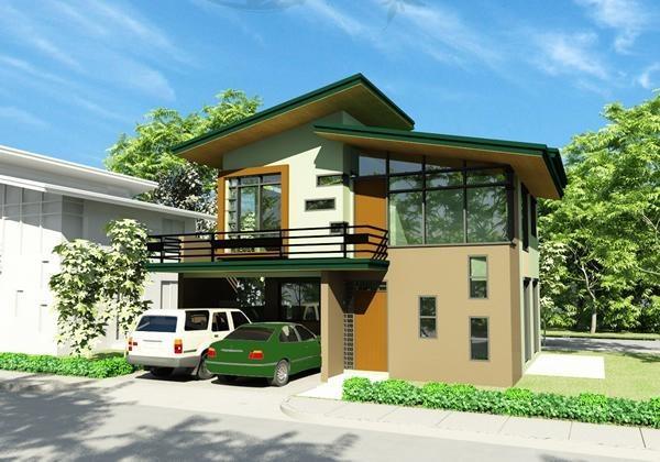 Pramana Model Houses House And Home Design