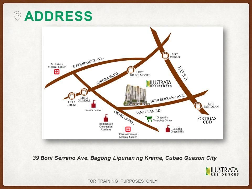 Ilustrata Residences Condominium - 39 Bonny Serrano Ave